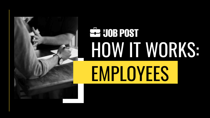 How it works - employees header