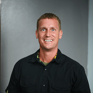 mark scheffler, courier/front desk associate